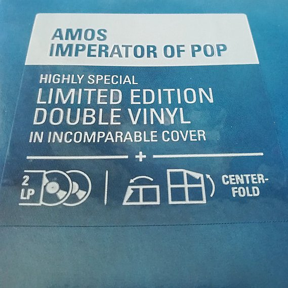 Amos - Imperator of Pop DLP 2
