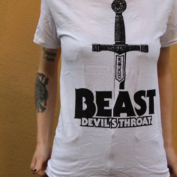 Beast - Devils Throat T-shirt