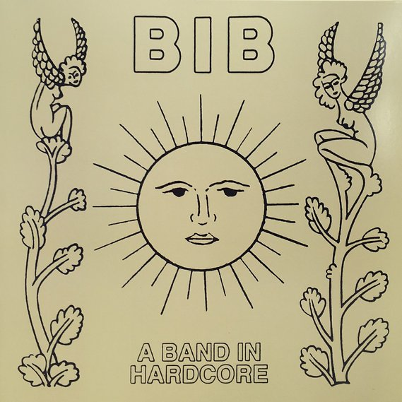 BIB - A Band In Hardcore LP