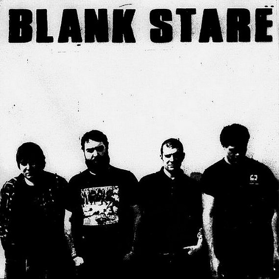 Blank Stare - S/T 7""