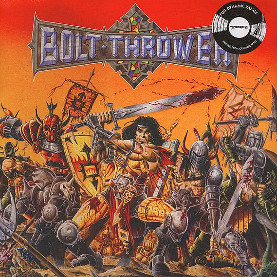 Bolt Thrower - Warmaster LP