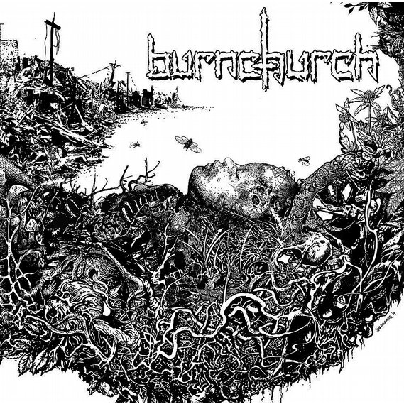 Burnchurch - S/T LP
