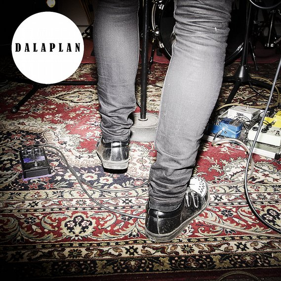 Dalaplan - S/T LP Black