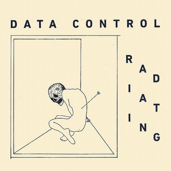 Data Control - Radiating Lp, Clear vinyl