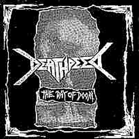 Deathpeed - The Day Of Doom CD