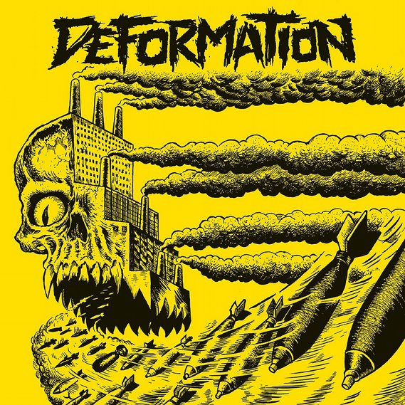 Deformation - S/T LP