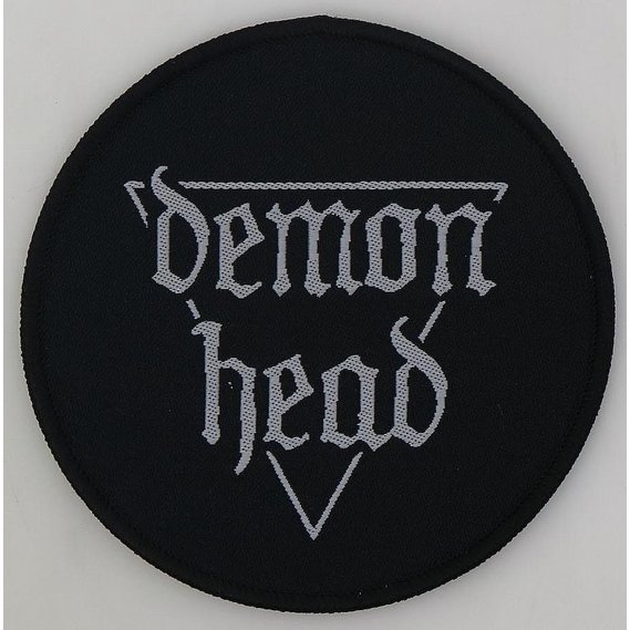 Demon Head - Thunder On The Fields LP Silver 3