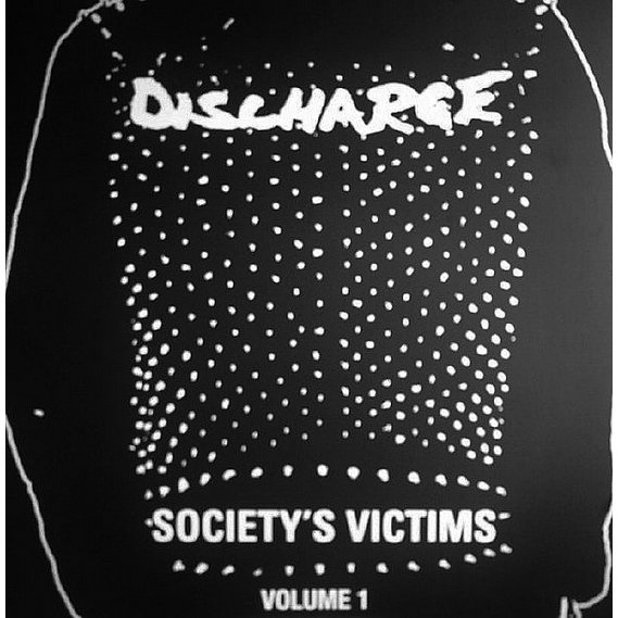Discharge - Society´s Victims Volume 1 2LP