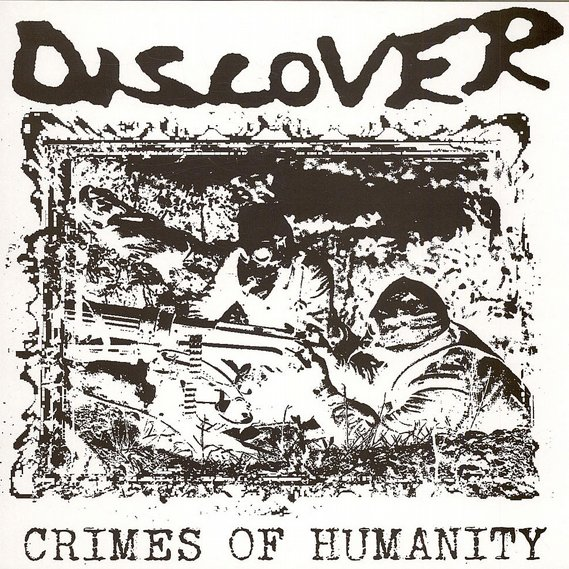 Discover - Crime Of Humanity LP