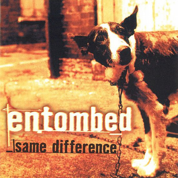 Entombed - Same Difference 2LP Colored Limited Edition