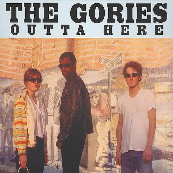 Gories, The - Outta Here LP