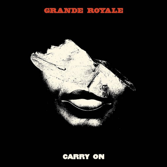 Grande Royale - Carry On LP Limited Red
