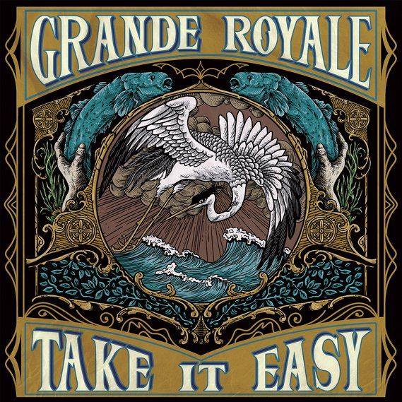Grande Royale - Take It Easy LP Green