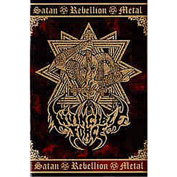 Invincible Force - Satan Rebellion Metal