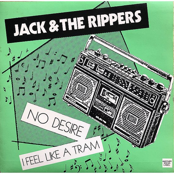 Jack & The Rippers - No Desire