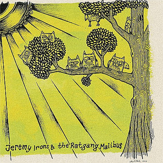 Jeremy Irons & The Ratgang Malibus