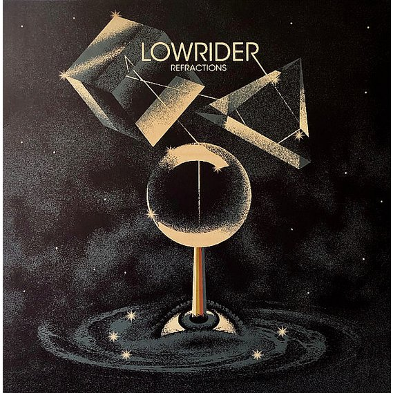 Lowrider - Refractions LP