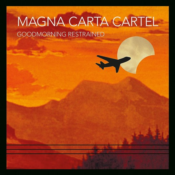 MCC (Magna Carta Cartel) - Goodmorning Restrained LP Gold Limited Edition