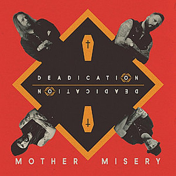 "Mother Misery - Deadication 12"" EP"