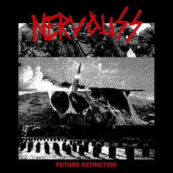 Nervouss - Future Extinction LP