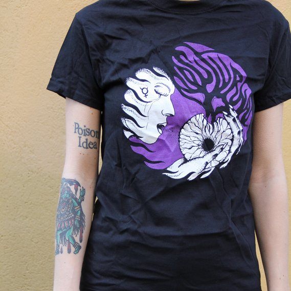 Nocturnal Purple Tee