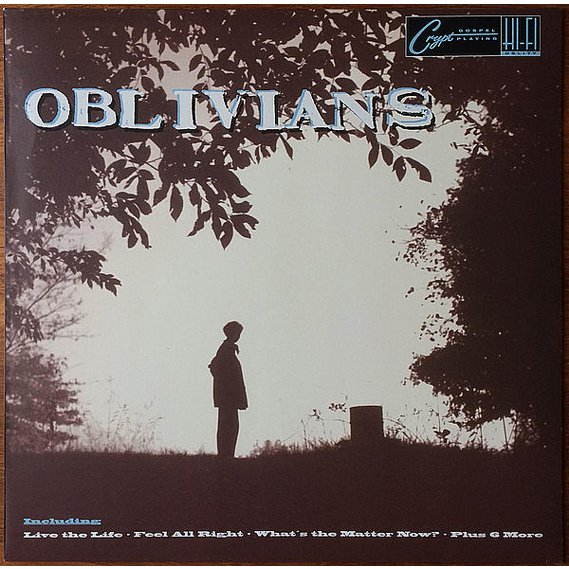 Oblivians - Play 9 Songs With Mr Quinton LP