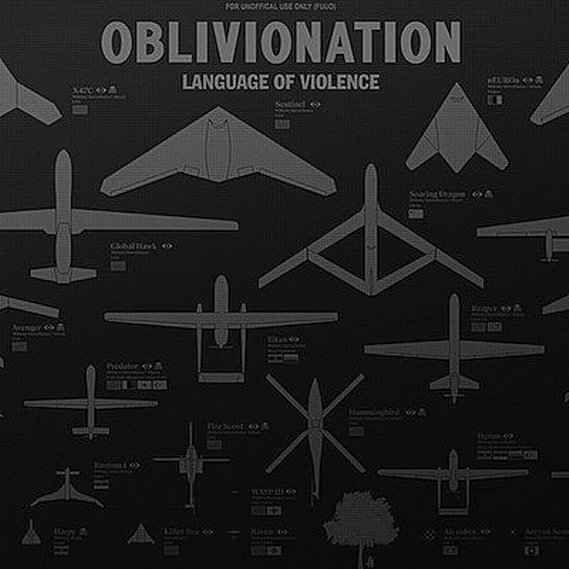 Oblivionation - Language Of Violence LP