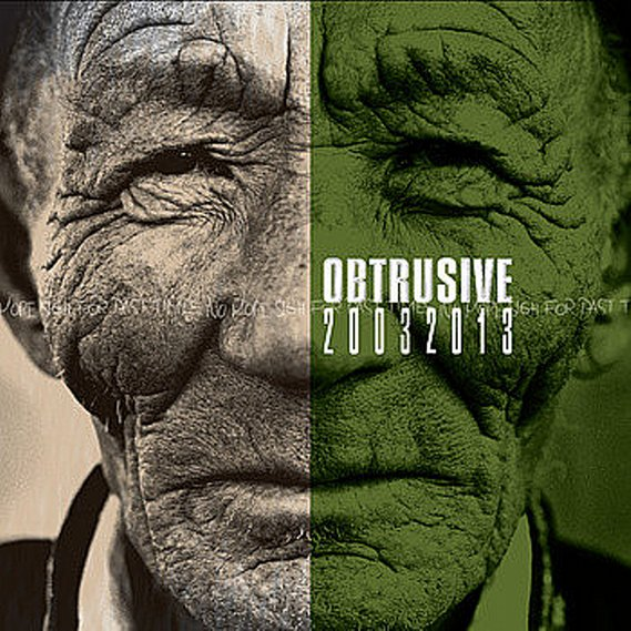 Obtrusive - 20032013 LP Coloured