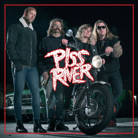 Piss River - S/T CD