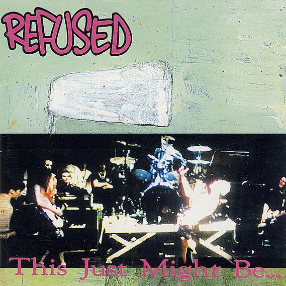 Refused - This Just Might Be...The Truth LP