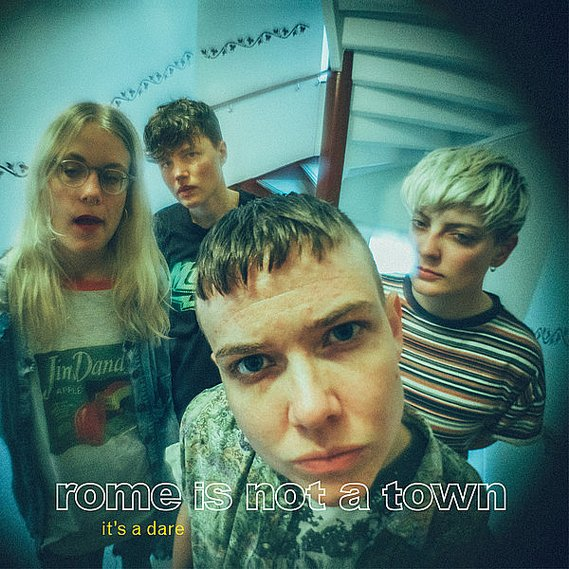 Rome Is Not A Town - It´s A Dare LP