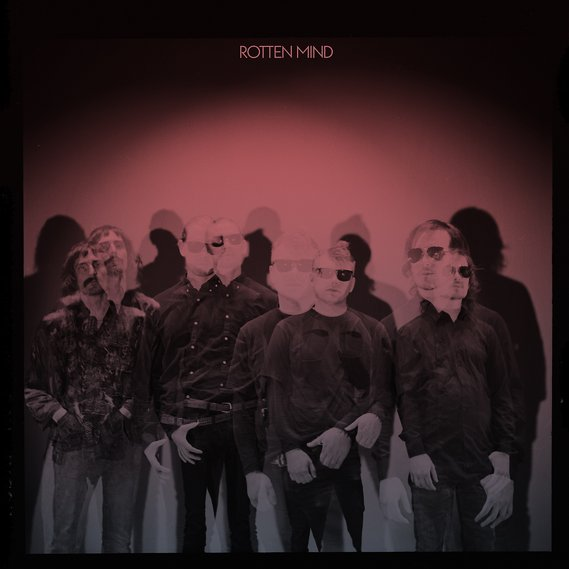 Rotten Mind - S/T LP Colored/Splatter