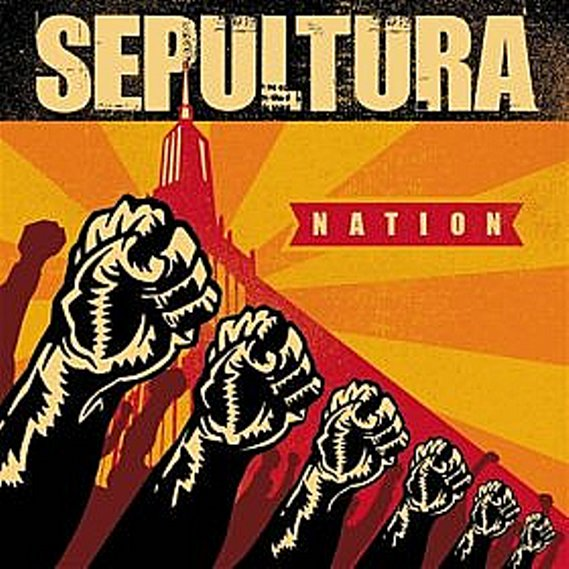 Sepultura - Nation 2XLP
