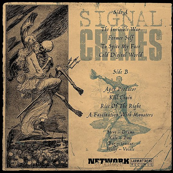"Signal Crimes - Perfidious Albion 12"" 2"