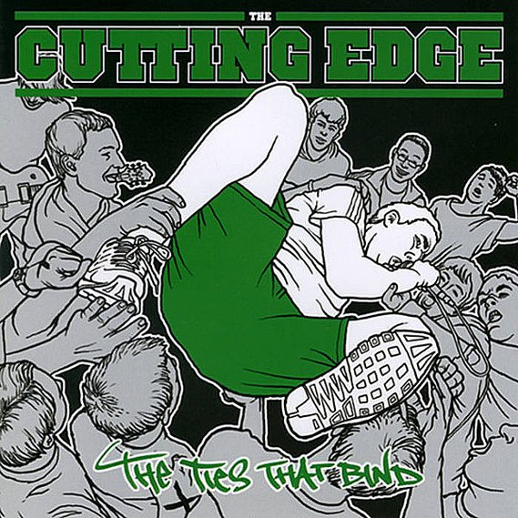 The Cutting Edge - The Ties That Bind CD