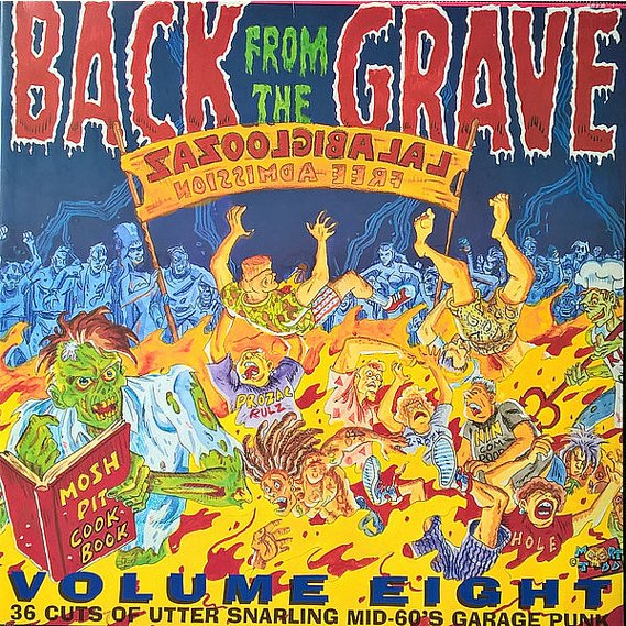 V/A - Back From The Grave Volume 8 2LP