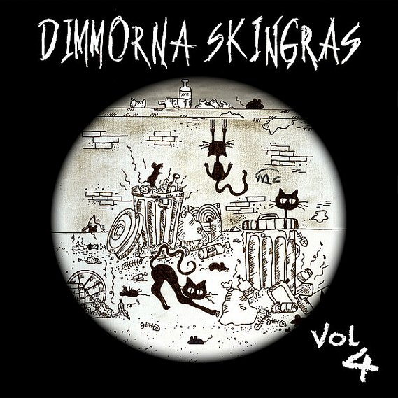 V/A - Dimmorna Skingras Vol.4 LP