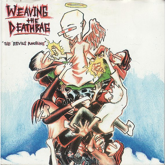Weaving The Deathbag - The Devils Punchline