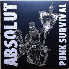 Absolut - Punk Survival LP