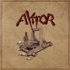 Aktor - I Am The Psychic Wars 7""