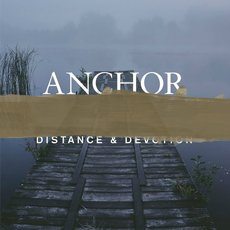 Anchor - Distance & Devotion LP Blue + CD