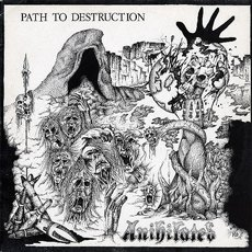 "Anihilated - Path To Destruction 12"" EP"