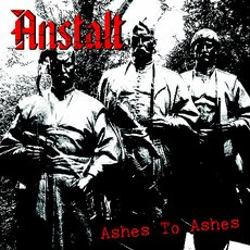 "Anstalt - Ashes To Ashes 7"", Black vinyl"
