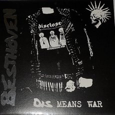 Besthöven - Dis Means War LP