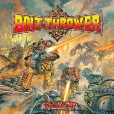 Bolt Thrower - Realm of Chaos LP