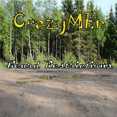 Crazymen - Beard Restrictions LP
