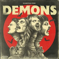 Dahmers, The  - Demons CD