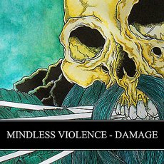Damage / Mindless Violence Split 7""