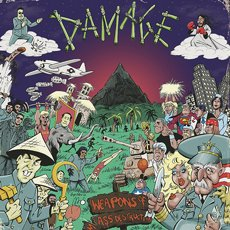 Damage - Weapons of Mass destruction LP Black