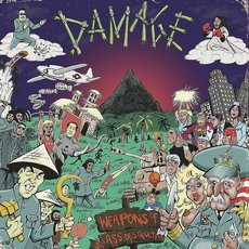 Damage - Weapons of Mass destruction LP Green